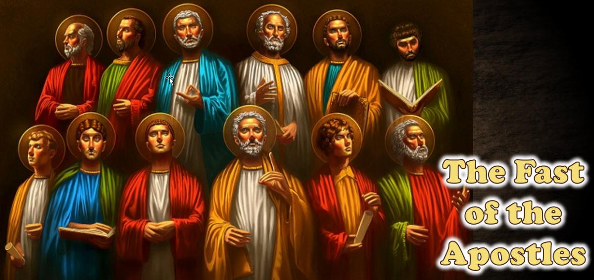 apostlesFasting